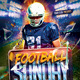 Football Sunday Flyer - GraphicRiver Item for Sale