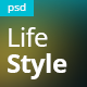 Life Style | News Magazine & Reviews PSD Theme - ThemeForest Item for Sale