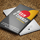 Creative Business Card 161 - GraphicRiver Item for Sale