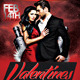Valentine's Day Template - GraphicRiver Item for Sale