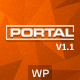 Portal - Multipurpose Wordpress Portfolio Template - ThemeForest Item for Sale
