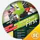 Sports & Fitness Flyer/Magazine Ads - GraphicRiver Item for Sale