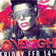 LoveNight Flyer - GraphicRiver Item for Sale
