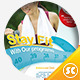 Health & Fitness Flyer/Magazine Ads - GraphicRiver Item for Sale
