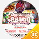 Modern Happy Christmas Party Flyer - GraphicRiver Item for Sale