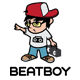 Beat Boy Logo  - GraphicRiver Item for Sale