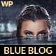 Blue Blog – Responsive Wordpress Blog Theme - ThemeForest Item for Sale