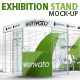 Exhibition Stand mock-up - GraphicRiver Item for Sale