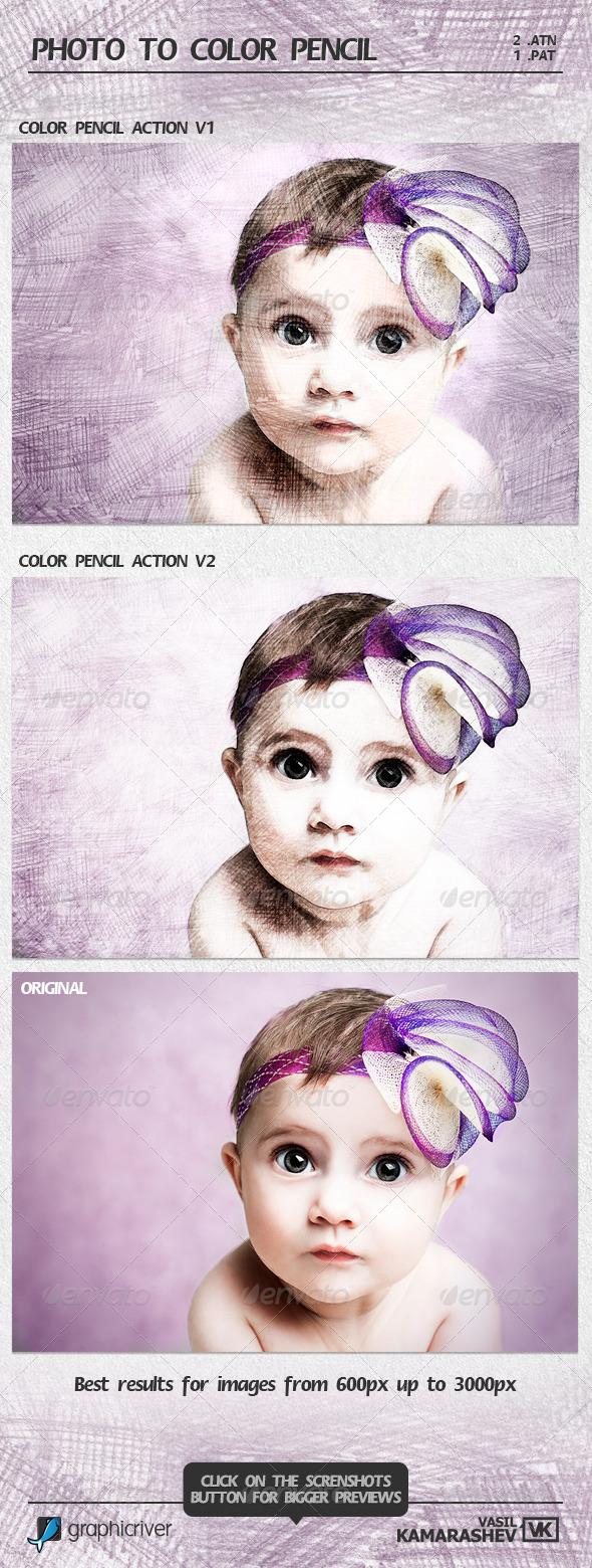 04 photoshop action biến hình ảnh thành nét vẽ chì 7