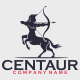 Centaur Logo Template - GraphicRiver Item for Sale