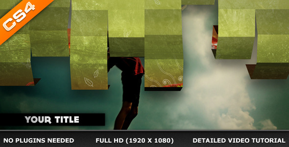 After Effects Project - VideoHive The SlideShow 700135