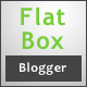 FlatBox - Premium Responsive Blogger Template - ThemeForest Item for Sale