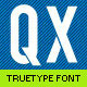 Venderburg TrueType Font - GraphicRiver Item for Sale