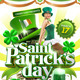 St Patrick's Day Flyer Template - GraphicRiver Item for Sale
