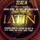 Latin Party Flyer Template - GraphicRiver Item for Sale