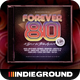 80s CD Album Artwork - GraphicRiver Item for Sale