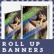 Multiporpose Glamorous Roll Up Banners II - GraphicRiver Item for Sale