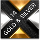 Gold & Silver Text Style Premium - GraphicRiver Item for Sale