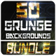 50 Grunge Backgrounds - Bundle - GraphicRiver Item for Sale