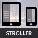 Stroller | Mobile & Tablet Responsive Template - ThemeForest Item for Sale