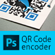QR Code Generator for Photoshop - GraphicRiver Item for Sale