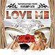 Love Me Flyer - GraphicRiver Item for Sale