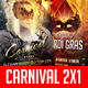 Carnival And Mardi Gras Bundle - GraphicRiver Item for Sale