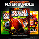 Sport Flyer Template Bundle v2 - GraphicRiver Item for Sale