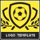 Soccer Cup Logo Template - GraphicRiver Item for Sale