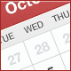 Stacked Calendar - GraphicRiver Item for Sale