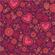 10 Vector Seamless Valentine Patterns - GraphicRiver Item for Sale