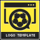 Live Soccer Logo Template - GraphicRiver Item for Sale