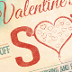 Valentine's Day Sale Facebook Cover Image - GraphicRiver Item for Sale
