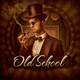 Old School CD Cover - GraphicRiver Item for Sale