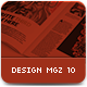 Design MGZ 10 - GraphicRiver Item for Sale