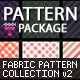 Fabric Patterns Collection v2 - GraphicRiver Item for Sale