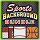 Sports Background Bundle - GraphicRiver Item for Sale