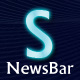 SNewsBar - The sexy scrolling news bar - CodeCanyon Item for Sale
