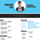 Minimal Resume, Portfolio & Cover Letter Template - GraphicRiver Item for Sale