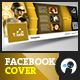 Elegantika Facebook Cover - GraphicRiver Item for Sale