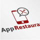 App Restaurant Logo Template - GraphicRiver Item for Sale