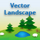 Vector Landscape - GraphicRiver Item for Sale