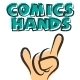 Comics Hands - GraphicRiver Item for Sale