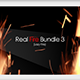 Real Fire Bundle 3 - VideoHive Item for Sale
