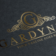 Gardyner Logo Template - GraphicRiver Item for Sale