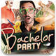 Bachelor Party Flyer Template - GraphicRiver Item for Sale