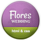 Flores - Elegant Wedding Template - ThemeForest Item for Sale