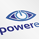 Power Eye Logo - GraphicRiver Item for Sale