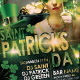 Saint Patricks Flyer Template - GraphicRiver Item for Sale