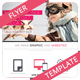 Web Design Business Flyer - GraphicRiver Item for Sale